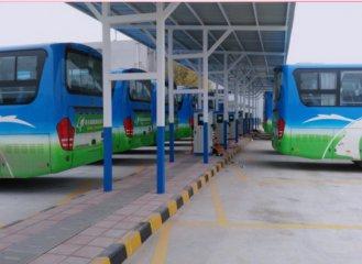 <b>公交、出租、物流行业充电桩充电解决方案</b>